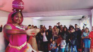 Dance Tent @ Diwali in London