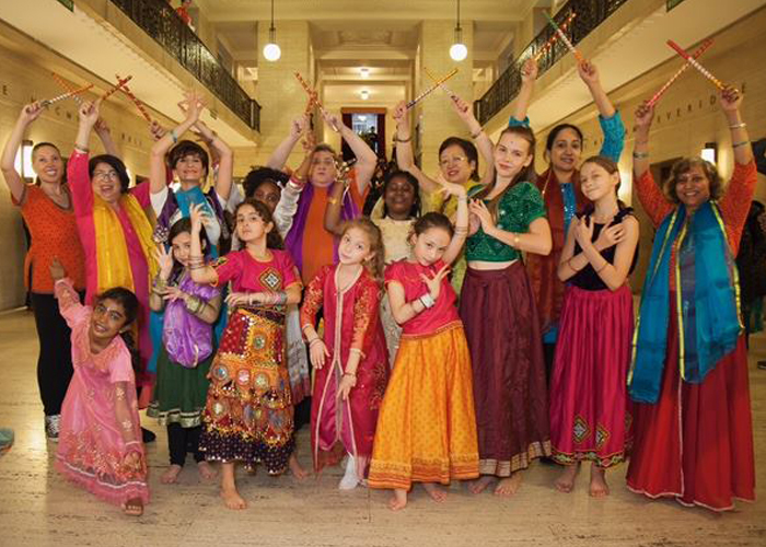 Intergenerational Project – Bollywood for All