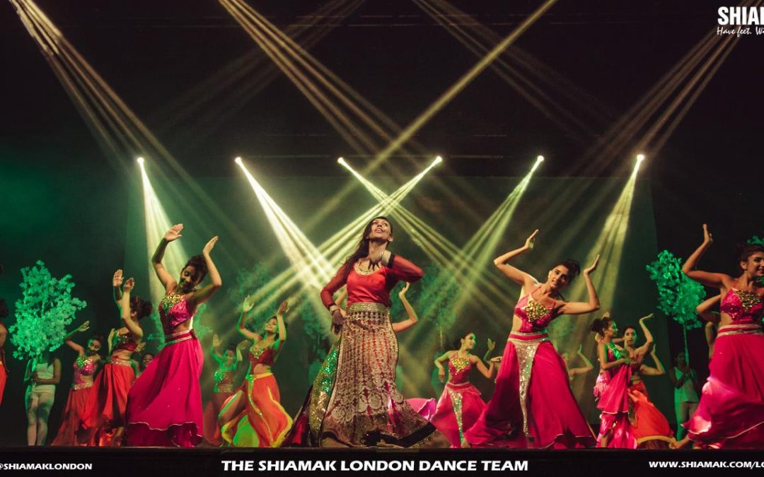 Akademi performs at Pratham UK gala