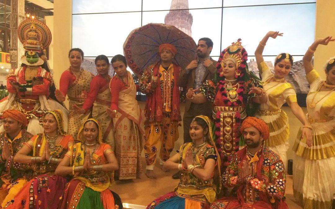 Akademi at World Travel Market 2017
