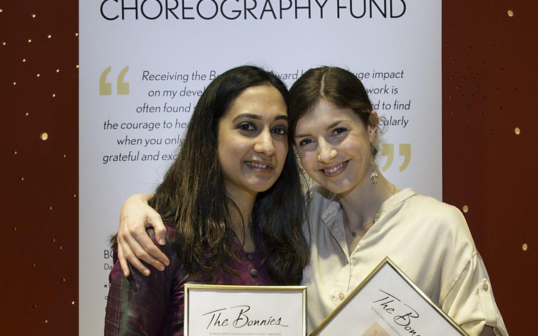 Akademi Partners with Bonnie Bird Choreography Fund