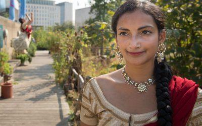Meet the Artist   Parbati Chaudhury