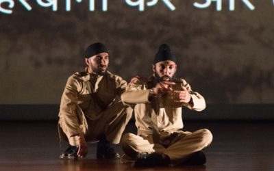 The Troth | Saluting India's wartime sacrifice through dance
