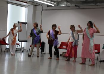 A deep dive into benefits of South Asian Dance in Education and Community settings