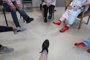 Dance Well @ Charing Cross Hospital | with Georgia Cornwell @ Charing Cross Hospital | England | United Kingdom