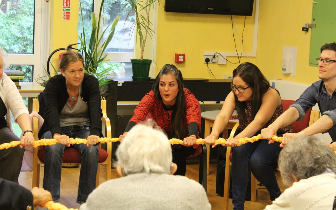 Dance Well with Camden Carers Service