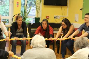 Dance Well with Camden Carers Service @ Argenta House | England | United Kingdom
