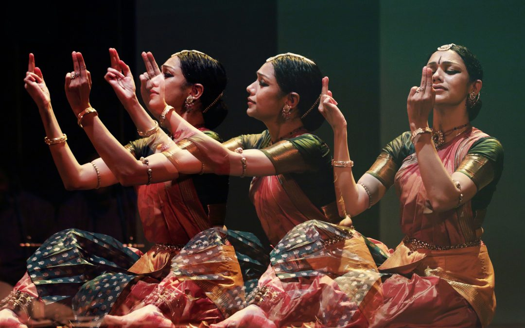 Composition to Choreography