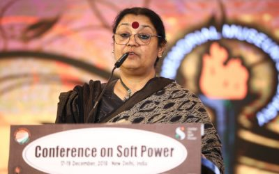 Mira Kaushik @ The International Conference on Soft Power