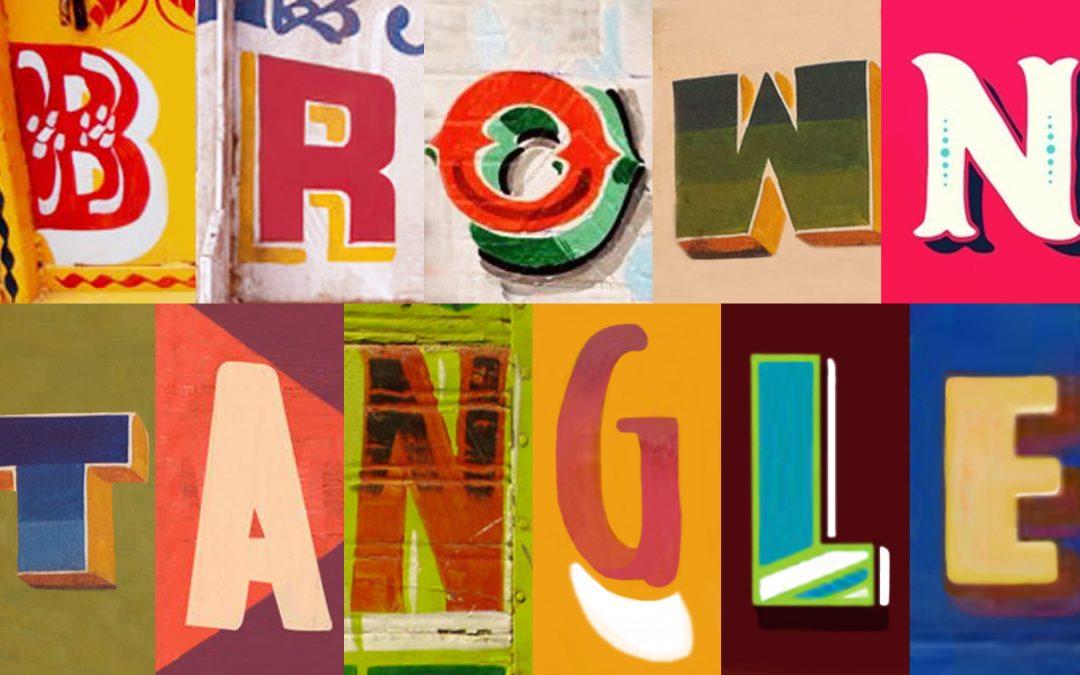 BROWN TANGLE   British Asian cross-arts festival
