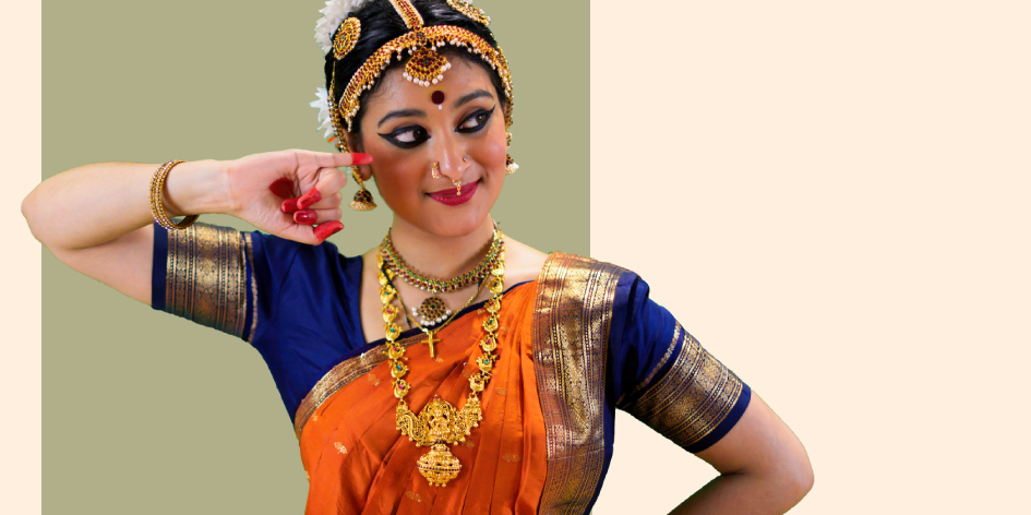 Upahaar School of Dance | Bharatanatyam Arangetram of Daniella Zak Varghese