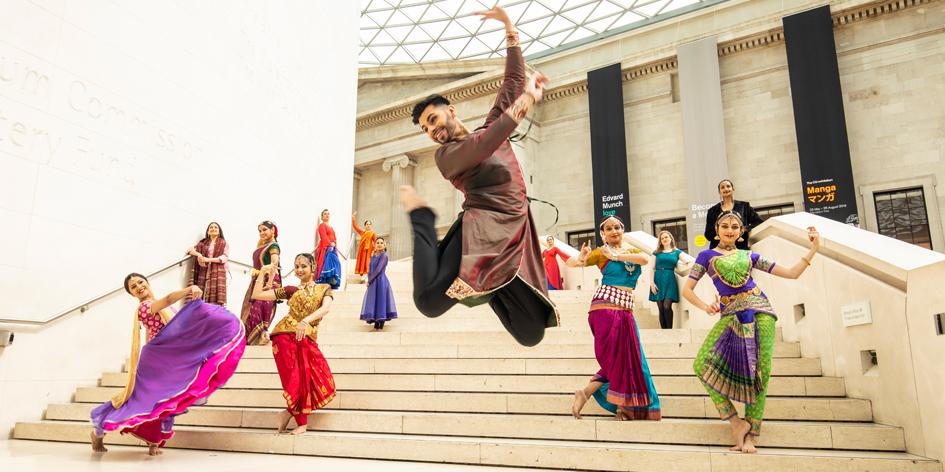 BROWN TANGLE | British Asian cross-arts festival
