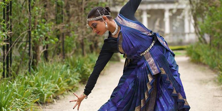 V Fusion Dance | Experimental Bharatanatyam Workshop