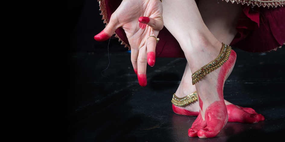 Srishti – Nina Rajarani Dance Creations | ekatA – a solo Bharatanatyam recital