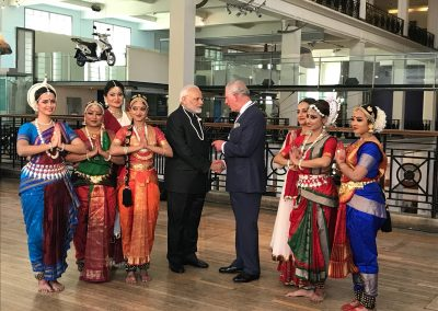 Science Museum with PM and HRH, credit Antareepa Thakur Mukherjee