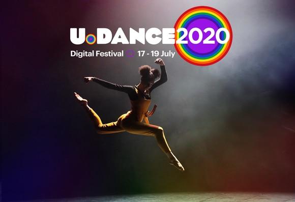 Akademi is supporting U.Dance Digital 2020