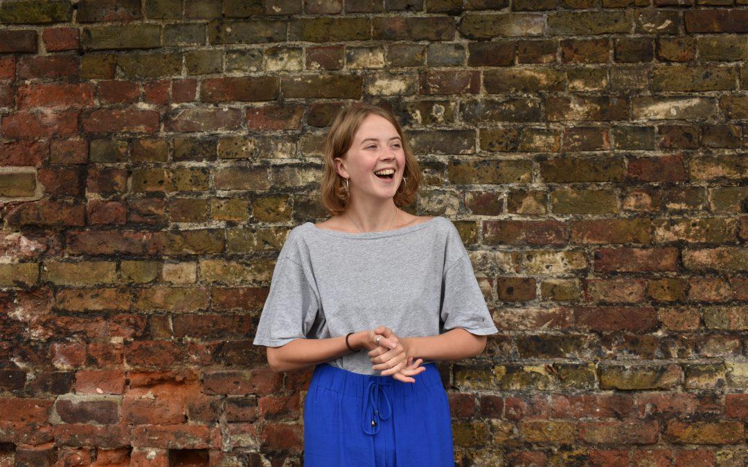 Sophie Holland | Working in Lockdown
