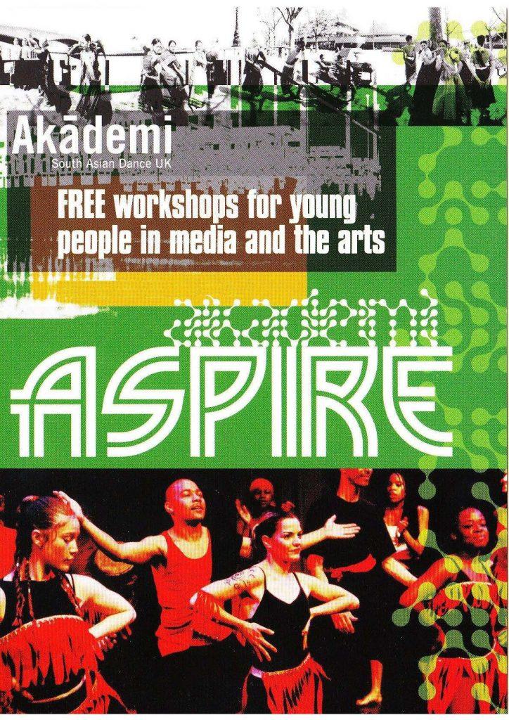 Aspire flyer