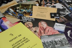 Collection of flyers, programmes and photographs
