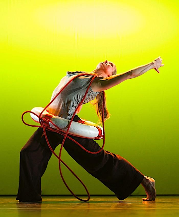 Kamala Devam performing at Akademi CHOREOGATA 2011, Southbank Centre, credit Simon Richardson