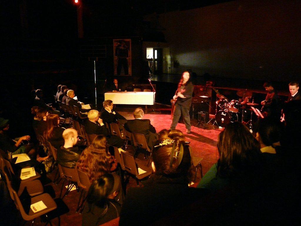 LSC Aspire & React 2008 Battersea Tech College 3