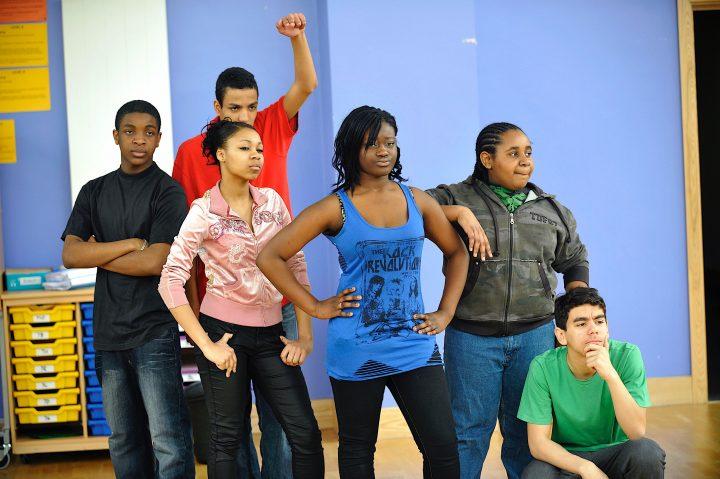 LSC REACT Burlington Danes (Romeo & Juliet Bollywood), March 2010 2